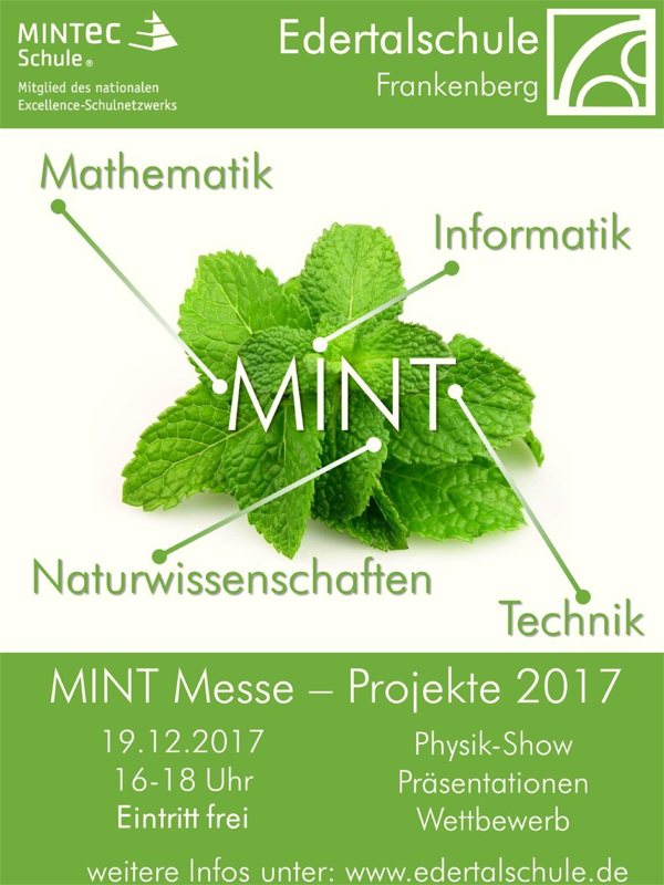 plakat mint messe 2017